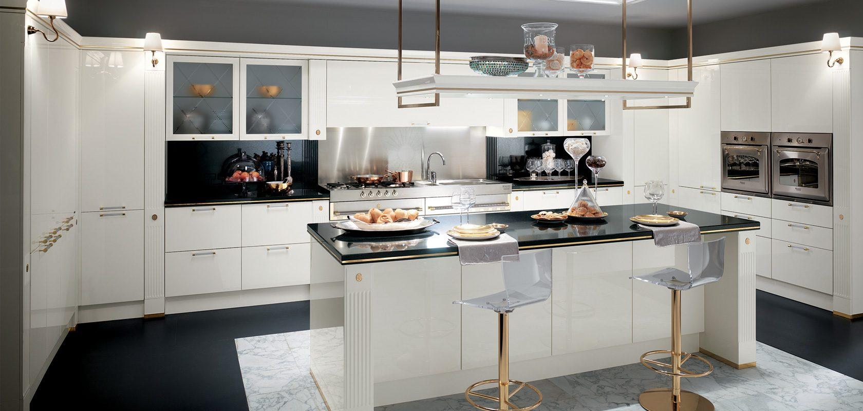 Cucine bianche: consigli sugli stili e le tipologie più ...