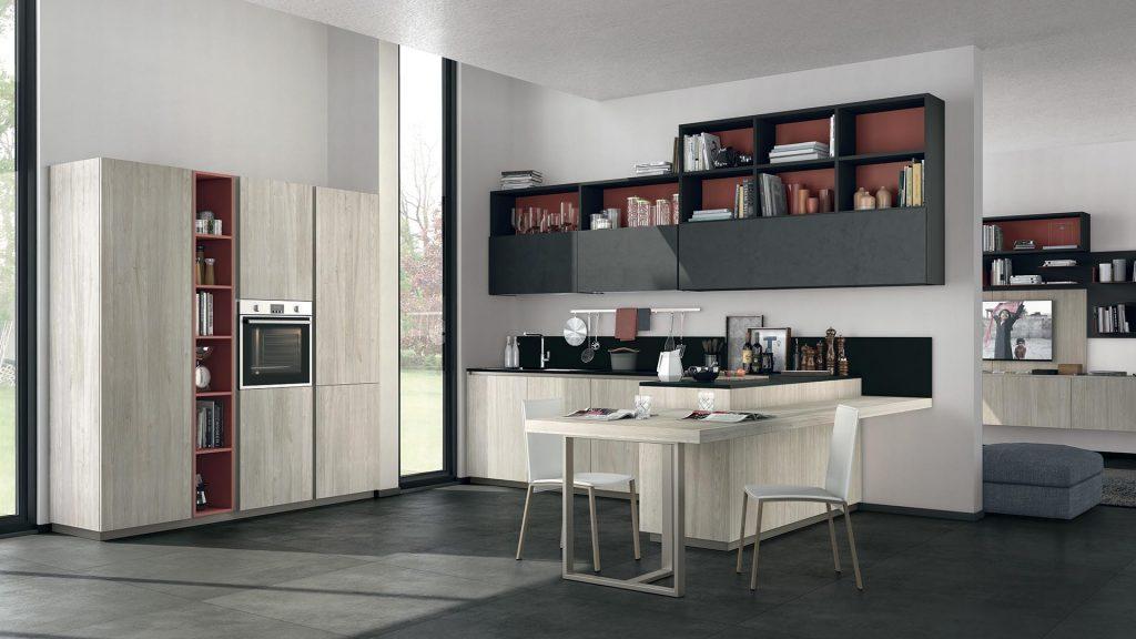 Tipologie Di Cucine Con Penisola Arredare La Cucina