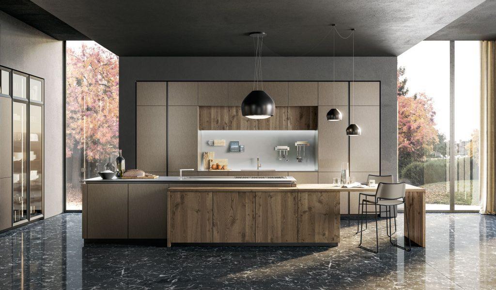 Cucine Con Isola 5 Vantaggi Nello Scegliere Lo Stile Moderno Arredare La Cucina